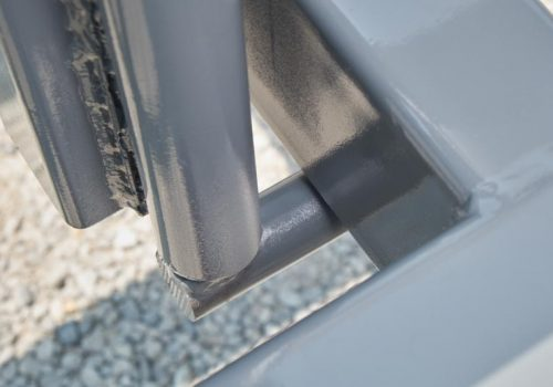 Heavy Duty Latch System